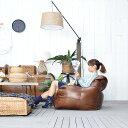 ★送料無料 ビーズクッション クッション ビーズ 座椅子 ローソファ ビーズソファ ソファー 北欧 西海岸 ソファ 1人掛け アンティー…
