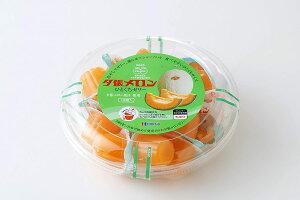 北辰フーズシャーベリアス夕張メロンミニ(21g×18) Hokkaido Gift