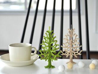 ◇loviミニクリスマスツリー14cm木製