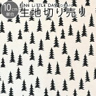 ◇FineLittleDayファインリトルデイGRANグランモミの木モミの木柄生地布ファブリック10cm単位切売り北欧生地北欧布切売り