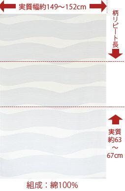 ◇北欧生地生地布ローゼンバーグコペンハーゲンリバーRiverブルー10cm単位切り売り布布切売り