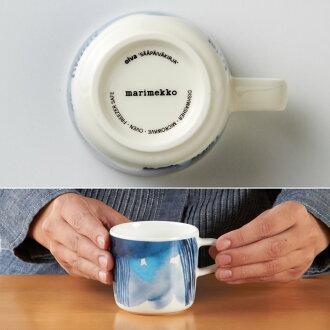 marimekko(マリメッコ)SAAPAIVAKIRJA(サーパイバキリヤ)コーヒーカップ(マグカップ)
