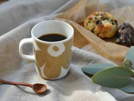 マリメッコ マグカップ ウニッコ 北欧デザイン marimekko UNIKKO ベージュ コーヒーカップ 食器 北欧 北欧食器 【ギフト】
