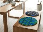 【送料無料】【全5種】鈴木マサル×NEXTHOMEチェアパッド35×35cm(椅子・クッション)