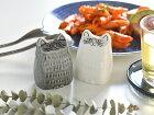 LisaLarson(リサ・ラーソン)ねこのソルト&ペッパー陶器猫ねこネコ美濃焼【ギフト】
