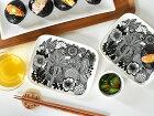 marimekkoマリメッコSIIRTOLAPUUTARHAシールトラプータルハプレートお皿皿取り皿ケーキ皿ボタニカルボタニカル柄