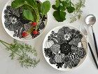marimekkoマリメッコSIIRTOLAPUUTARHAシールトラプータルハプレート20cmお皿皿北欧北欧食器【ギフト】