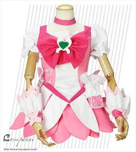 キュアブロッサム  花咲つぼみ(はなさき つぼみ) ハートキャッチプリキュア!  コスプレ衣装 コスプレシャス