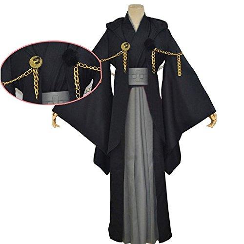 黒鶴丸国永 (くろつるまるくになが) 刀剣乱舞 とうらぶ コスプレ衣装 コスプレシャス