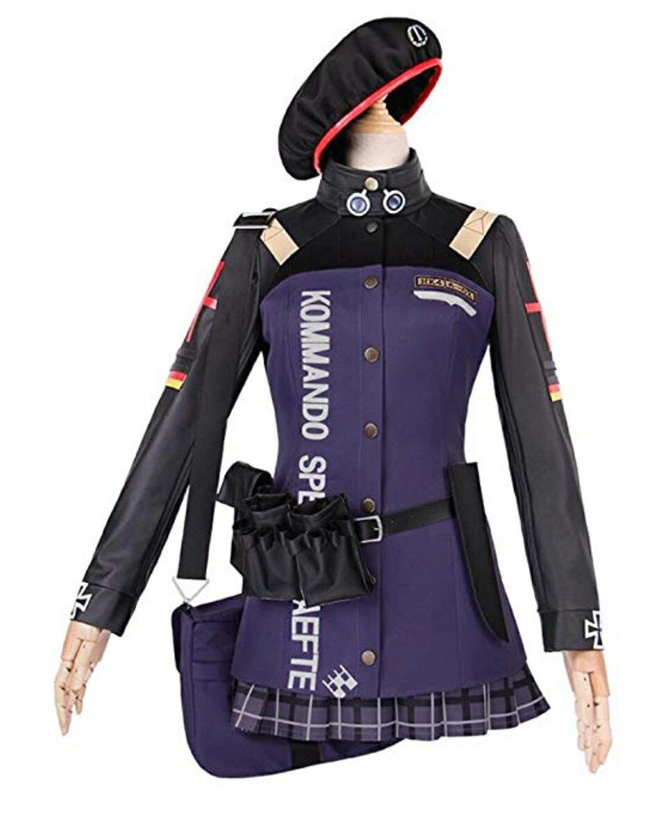ドールズフロントライン HK416 少女前線 コスプレ衣装 ドルフロ