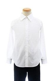 カラーワイシャツ【ホワイト 白】【S〜LL】コスプレ 衣装 シャツ 無地 青 カラーシャツ アパレル