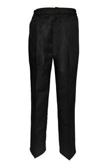 Student dress cosplay black black dress pants Halloween / apparel (4000-3-bk)