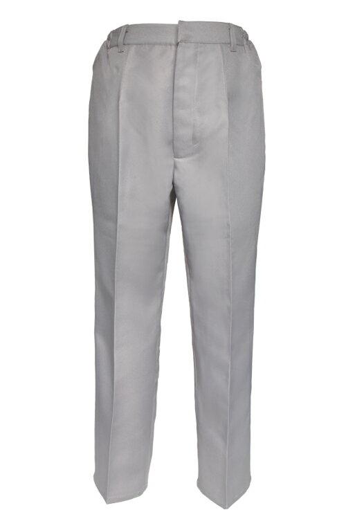 コスプレ 衣装【スラックス】灰色 グレー【S〜LL】ハロウィン コス 学生服/アパレル(4000-3-gy)