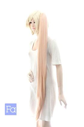 【ピーチクリーム】バンス【高温耐熱!!高品質コスプレ★フルウィッグ/wig】