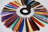 燕尾古装戏假头发色标样品彩色色标(172色+新颜色5色=全177色)
