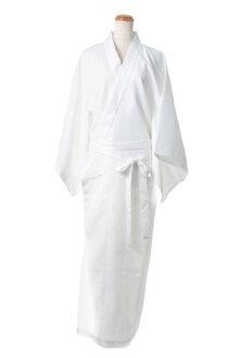 옷(기모노) 코스프레 무지 옷(기모노) 일본옷화장일본식 가장 코스튬 레이디스 남장 범용 프리 사이즈 화이트흰색(띠 ) 어패럴