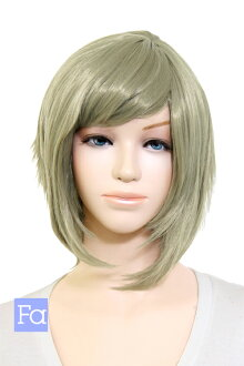 Heat-resistant 180 degrees Celsius (la-t1109) which Rei Short yeah costume play wig short wig is low in
