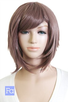 Heat-resistant 180 degrees Celsius (la-t1626) which Rei Short yeah costume play wig short wig is low in