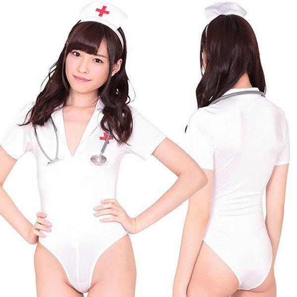 ナース 白衣 制服 看護師 医者 女医 ドクター ミニ ロング セクシー エロの極み看護婦