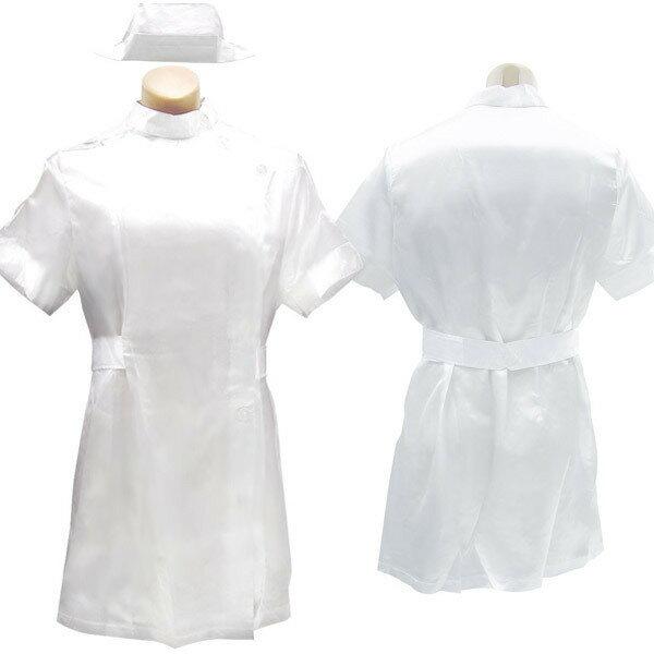 男の娘のコス 看護師さん コスプレ 可愛い ナース 白衣 制服 看護師 看護婦 医者 女医 ドクター セクシー 大きいサイズ 男女兼用 レディース メンズ 女装 男の娘 余興 大人 コスチューム 衣装