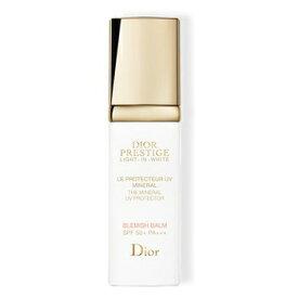 クリスチャンディオール Christian Dior プレステージ ホワイト ル プロテクター UV ミネラル SPF50+ PA+++ 【30ml】