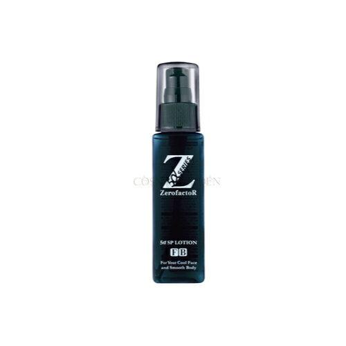 【ゼロファクター】【ZEROFACTOR】5αSPローション 100mlアフターローション 髭剃り ヒゲ 週末限定