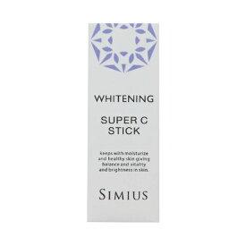 ネコポス送料無料 メビウス製薬 SIMIUS 薬用 ホワイトニングリフトケア スーパーCスティック 2.7gスキンケア 美容液シミウス 医薬部外品