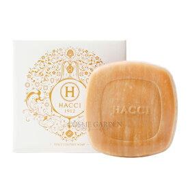 ★HACCI ハッチ HACCI はちみつ洗顔石けん 120g<はちみつ><洗顔><スキンケア>