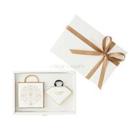 HACCI ハッチ スライドBOXギフトセット(はちみつ洗顔石けん 80g、キャンディーカラーリング 泡立てネット)ショップバッグ付きスキンケアプレゼント 贈り物 セット