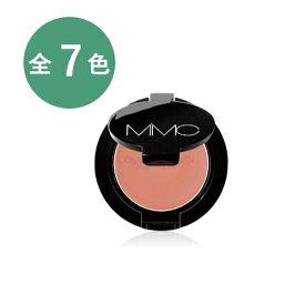 【MiMC】【エムアイエムシー】ミネラルクリーミーチーク 全7色 5.7mlクリームタイプ メイクアップ 保湿 美容成分アルガンオイル 紫外線ケア エイジングケアオメガ3 オメガ6