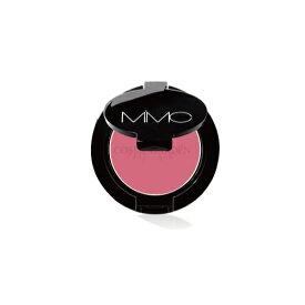 【MiMC】【エムアイエムシー】<09 フレームレッド>ミネラルクリーミーチーク 5.7mlクリームタイプ メイクアップ 保湿 美容成分アルガンオイル 紫外線ケア エイジングケアオメガ3 オメガ6