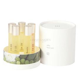 【UKA】【ウカ】uka nail oil 5本セット(7:15、13:00、18:30、24:45、basic)ネイルオイル ボディケア 爪 マッサージ (ウカネイルオイル)