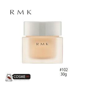 RMK / アールエムケー クリーミィファンデーション EX 30g #102 (2023358/2081971) リニューアル