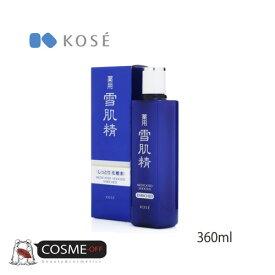 KOSE/コーセー 雪肌精 化粧水 エンリッチ(しっとり化粧水) 360ml (MERO)