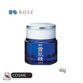 KOSE/コーセー雪肌精 クリーム 40g (MEFF)