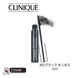 CLINIQUE/クリニーク ラッシュ パワー マスカラ ロングウェアリング フォーミュラ #01 ブラック オニキス 6ml (6AJX/KGN2-01)