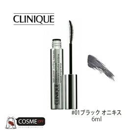 CLINIQUE/クリニーク ラッシュ パワー カーリング マスカラ 6ml #01 ブラック オ二キス (6M5H-01)
