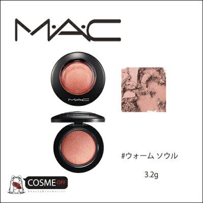 MAC/マックミネラライズブラッシュ#ウォームソウル3.2g(MT1N46)
