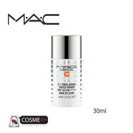 MAC/マック ライトフル C+ ティンティッド プライマー SPF 45 30ml (S6J501)