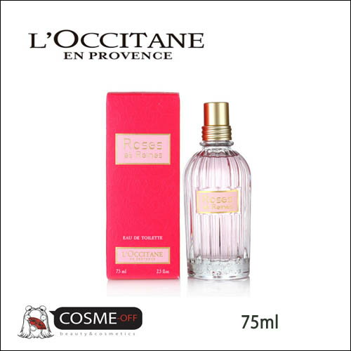 L`OCCITANE/ロクシタン ローズ オード トワレ 75ml (24ET075R14)