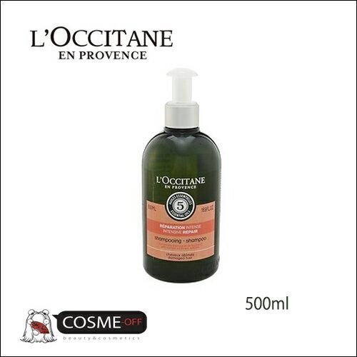 L`OCCITANE/ロクシタン ファイブハーブス リペアリング シャンプー 500ml (17SH500G18)[並行輸入品]