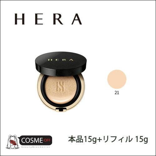 HERA/ヘラ ブラック クッション SPF34 PA++ ♯C21(111071195)