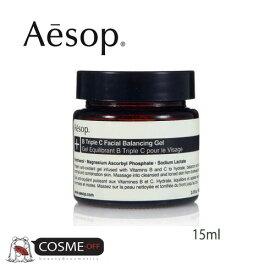 AESOP/イソップ B トリプル C バランシングジェル 60ml (ASK25RF)