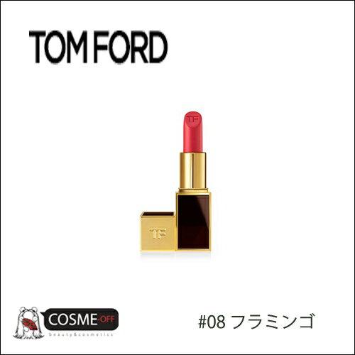 TOM FORD / トムフォード リップ カラー 3g #08 フラミンゴ(T0T308)