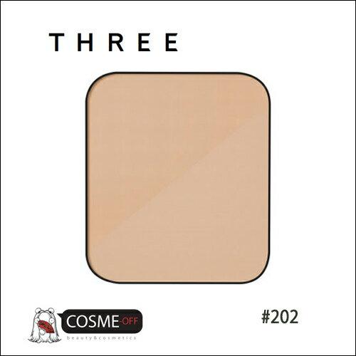 THREE/スリー リニューイング パウダー ファンデーション レフィル #202 (T2Y19R)