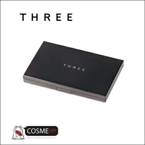 THREE/スリー リニューイング パウダー ファンデーション ケース (T4Y19X)