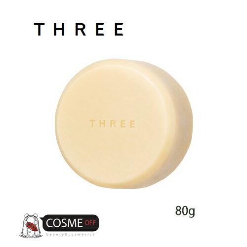 THREE/スリー ベビー&キッズ スキン ピュアソープ 80g (T1M415)