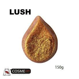 LUSH/ラッシュ ゴールドフィーバー バブルバー150g (6134 SUNNYSIDE_OX)