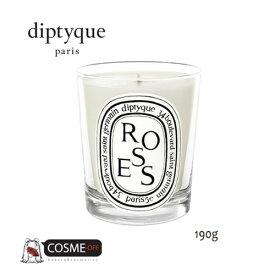 DIPTYQUE/ディプティック キャンドル ローズ 190g (RO1)