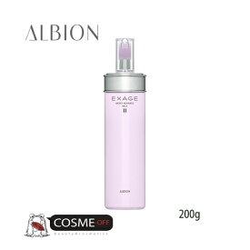 ALBION/アルビオン エクサージュ モイスト アドバンス ミルク II 200g (AAAMMI)